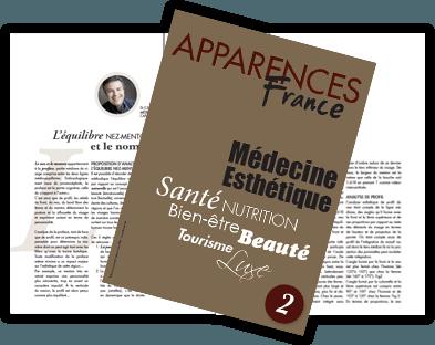 Article Docteur Essayagh dans la revue Apparence